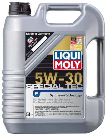 Масло моторное Liqui Moly Special F 5W30 A5/B5