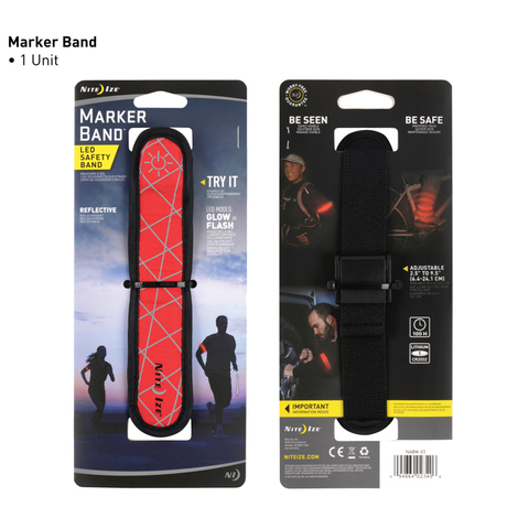 Светящийся маркер Nite Ize браслет LED Marker Band