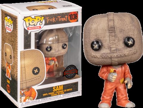 Фигурка Funko Pop! Movies: Trick 'R Treat - Sam (Excl. to Spirit Halloween)