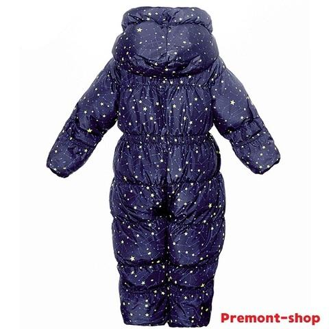 Комбинезон-трансформер Premont детский Звездочет WP92062 Blue