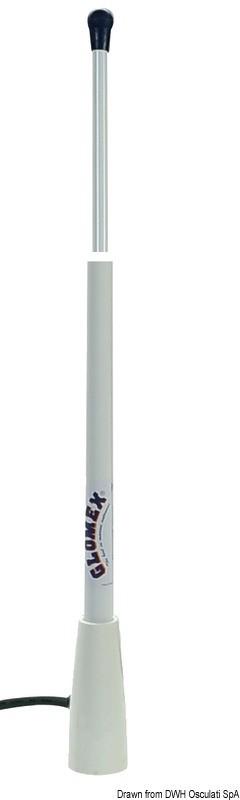 Glomex RA400 VHF antenna
