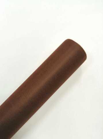 Фетр флористический (50см*12м) Китай цвет шоколад №064