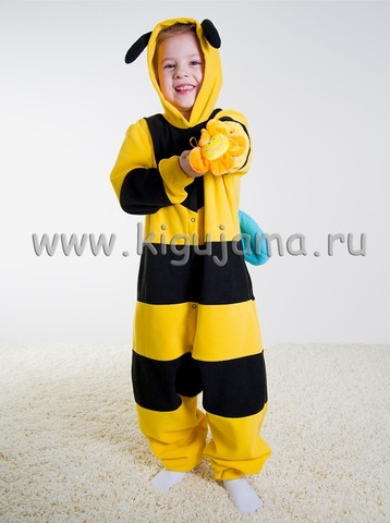 "Пижама кигуруми детская ""Пчела"""