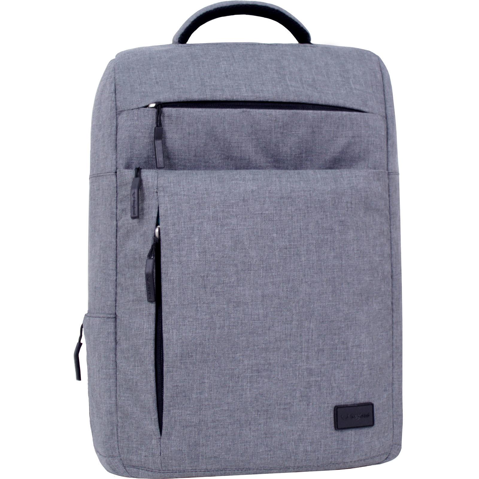 Городские рюкзаки Рюкзак Bagland Волнорез 20 л. серый (0013869) IMG_2635.JPG