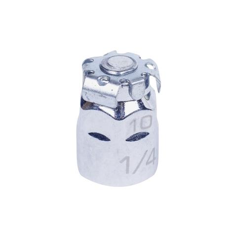 KING TONY (373202H) Переходник для трещоточных ключей на 10 мм для вставок (бит) 1/4
