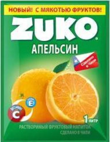 ZUKO 'Апельсин', 25г