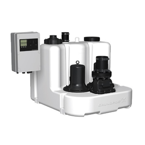 Насосная установка канализационная Grundfos Multilift MLD.15.1.4 (1,6 кВт, 1410 об/м, с кабелем 10м)