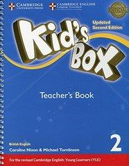 Kid's Box UPD 2Ed 2 TB