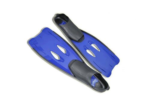 Ласты с закрытой пяткой для плавания в открытой воде. Размер  46-47. 431-XXL