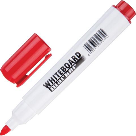 Маркер для досок красный (толщина линии 5 мм)