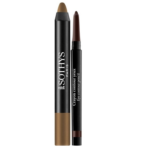 Sothys Make-Up EYES:  Дуэт «Smoky Eyes». Оттенок