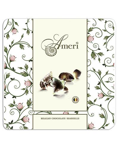 Конфеты Ameri с Начинкой Пралине в Весенней Жестяной Коробке 500р
