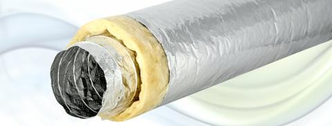 Воздуховод утепленный звукопоглощающий DEC SONODEC-DS d152мм (10м)