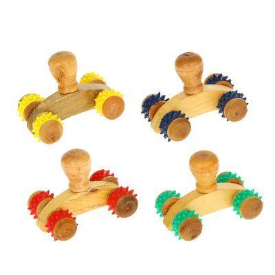 Универсальный зубчатый массажер для всех частей тела