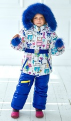 Зимний комбинезон-костюм Leeloo