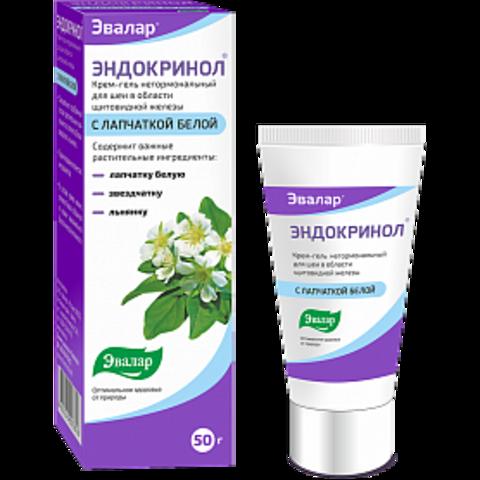 Endocrinol cream-gel 50 gr