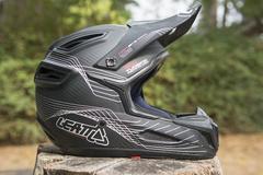 Шлем Leatt DBX 6.0 Carbon V08 размер S (55-56)