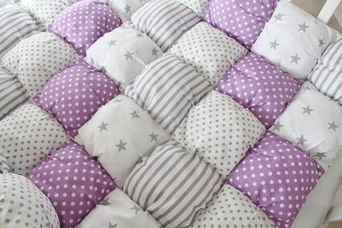 Одеяло Bombon сиреневый