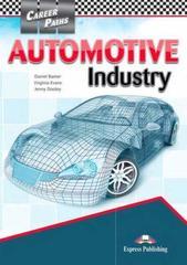 Career Paths. Automotive Industry. Student's Book with DigiBooks Application (Includes Audio & Video) Автомобильная промышленность. Учебник с ссылкой на электронное приложение.