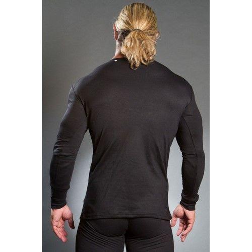 Мужская футболка черная  Doreanse 2955
