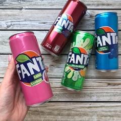 Fanta Soda Kem Фанта Крем сода 0,330 л