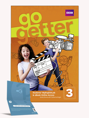 GoGetter 3 Students' MyEnglishLab & eBook Online Access  :(720)