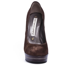 Туфли Gianmarco Lorenzi 1668 Коричневый