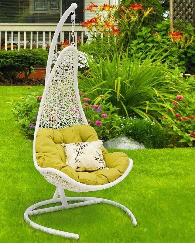 Подвесные кресла Подвесное кресло Wind White Wind_White.jpeg