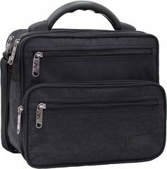 Мужская сумка Bagland Mr.Braun 8 л. Чёрный (0024070)