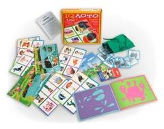 Развиваем фантазию с игрой IQ лото Силуэты (комплект из 3 игр), Айрис Пресс