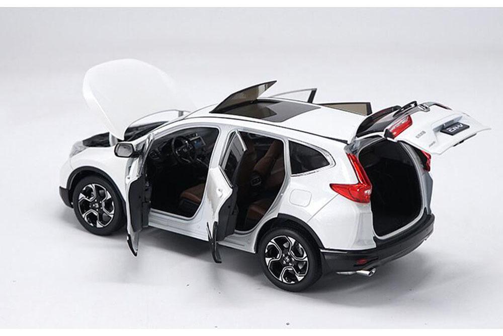Коллекционная модель HONDA CR-V 2018 WHITE