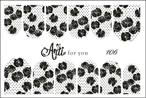 Слайдер Arti for You №106 РА