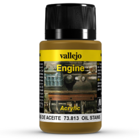 Oil Stains 40 ml.