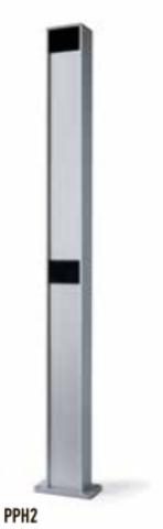 Стойка для 2-х фотоэлементов Medium или Large, 1000мм PPH2
