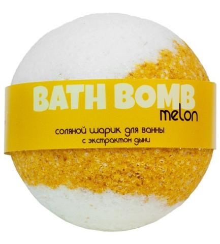 Бурлящий шарик для ванны Дыня | Savonry
