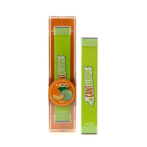 Одноразовая электронная сигарета HQD STARK Cantaloupe (Дыня) 1 шт