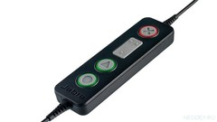 Jabra BIZ 2300 Duo MS проводная гарнитура USB-C ( 2399-823-189 )