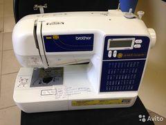 Швейная машина BROTHER  JS-50 CE на запчасти