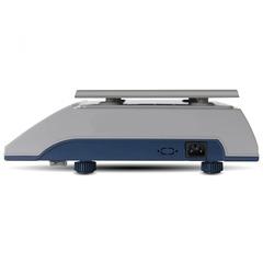 Весы торговые настольные Mertech M-ER 322AC-32.5 Ibby, 32кг, 5гр, 315х235, с поверкой, без стойки