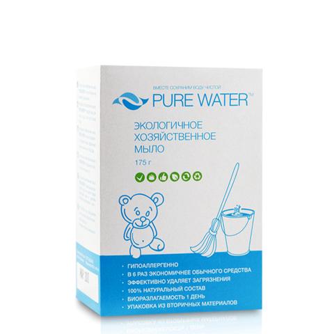 Хозяйственное мыло Pure Water