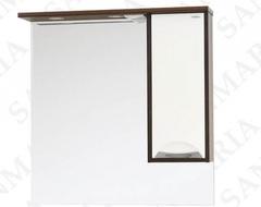 Зеркало-шкаф SanMaria Венеция-75 белый правый