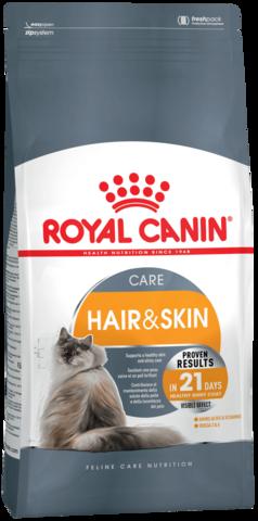Для взрослых кошек в целях поддержания здоровья кожи и шерсти