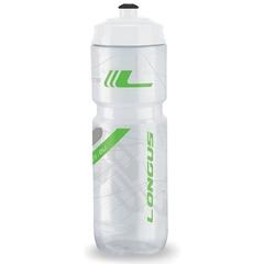 "Велобутылка LONGUS ""TESA"", 800мл, прозрачно/зеленая"