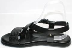 Летняя обувь мужская сандали Roberto Verbano 74609 Black.