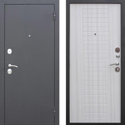 Входная дверь F14 Муар (Дуб Сонома). ЦЕНА - С УСТАНОВКОЙ!