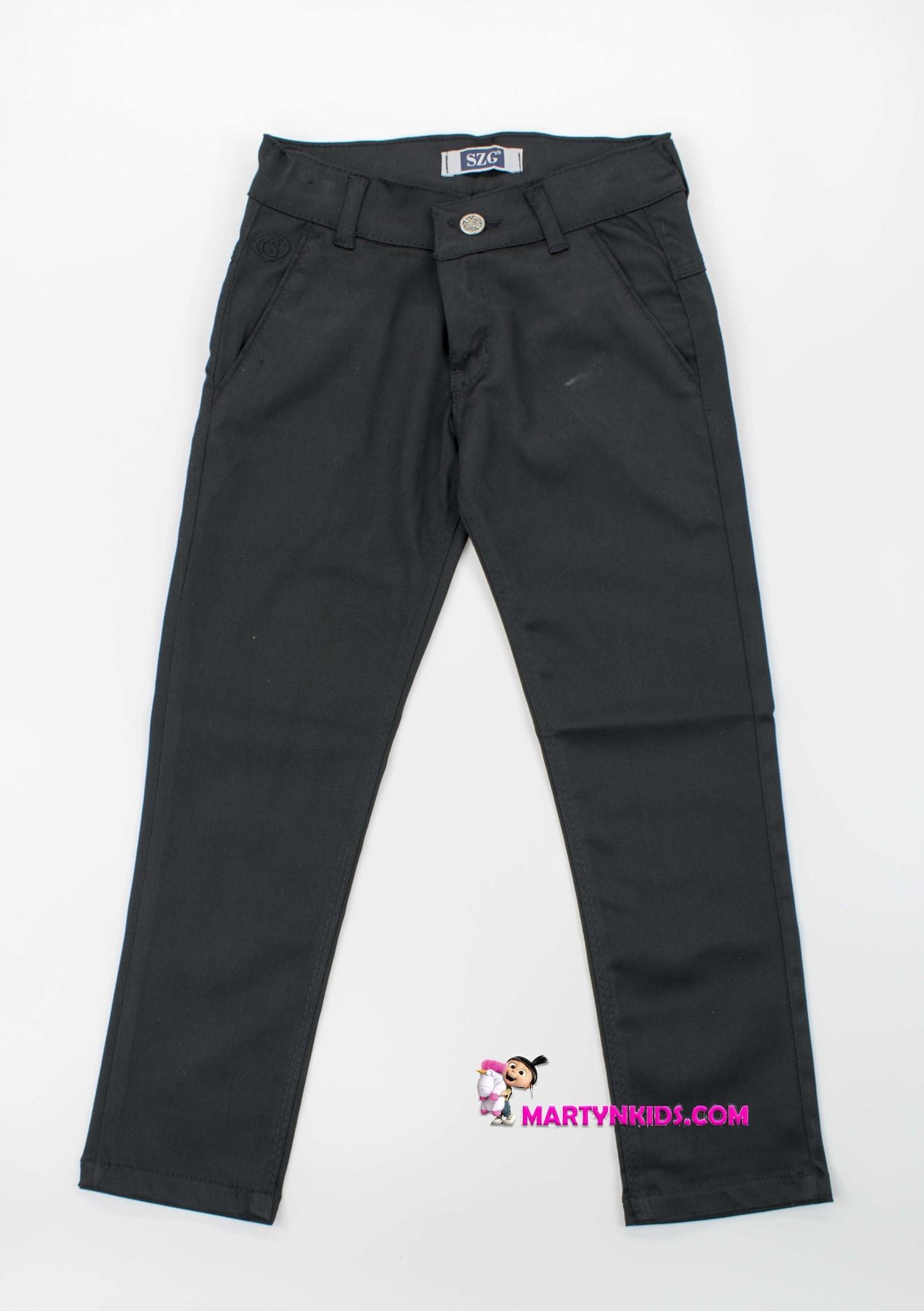 2710 джинсы-брюки школа  SZG