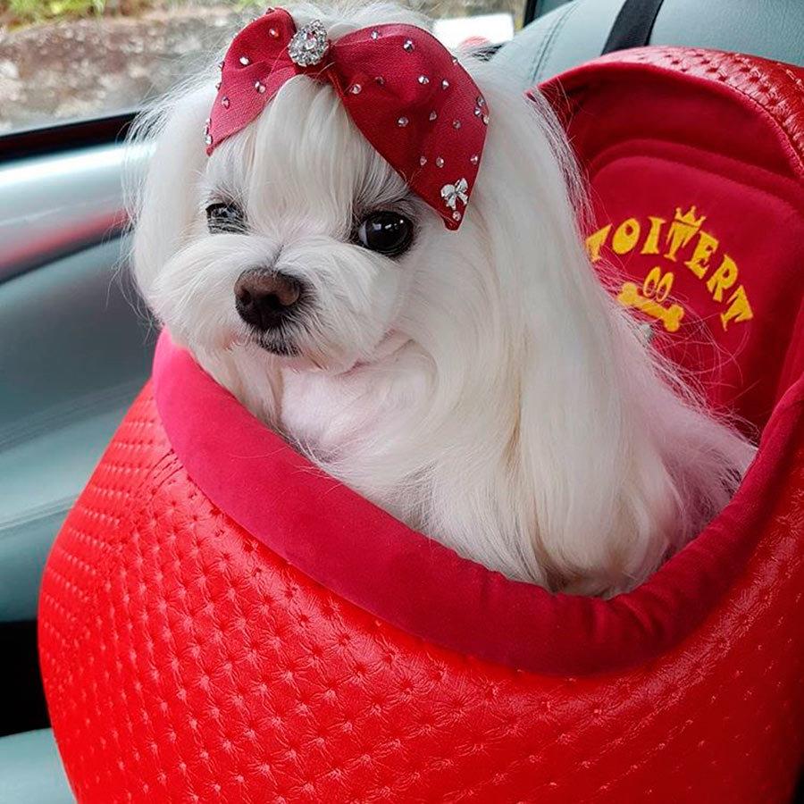 подвесное автокресло для собак toitert