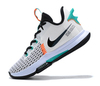 Nike LeBron Witness 5 'White/Blue/Orange'