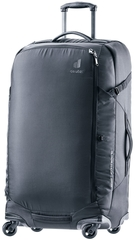 Сумка рюкзак на колесах Deuter Aviant Access Movo 80 black