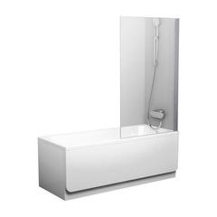 Шторка для прямоугольных ванн неподвижная Ravak PVS1 79840C00Z1 фото